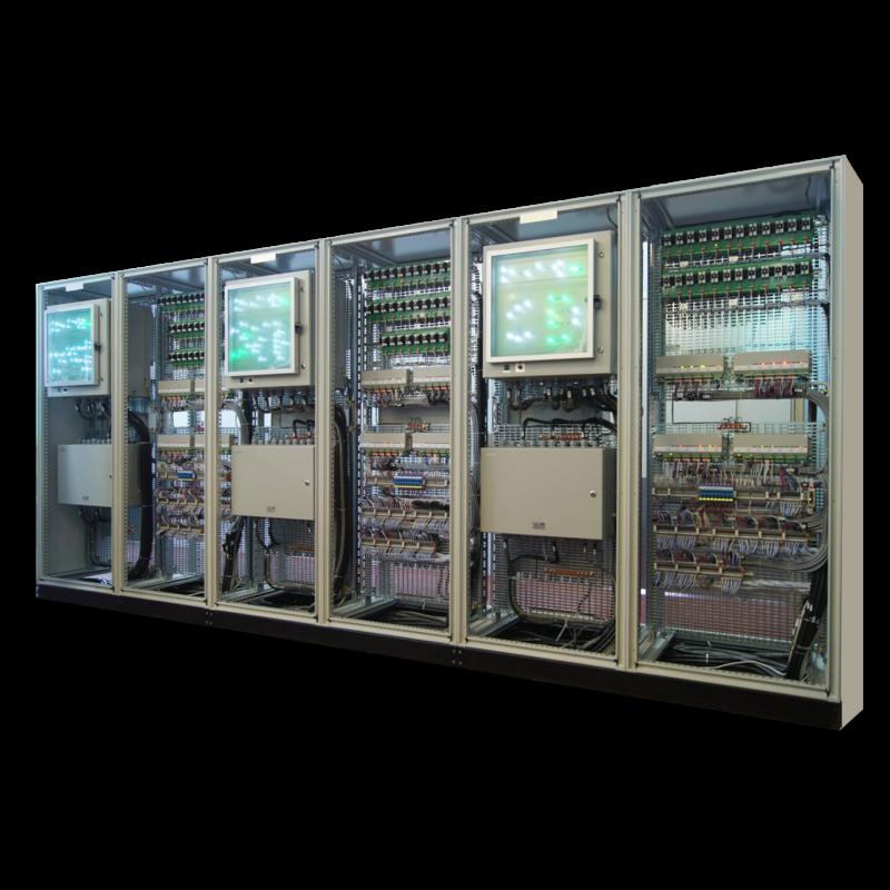Комплексная система управления техническими средствами судна